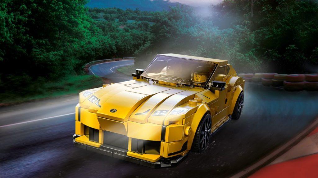 LEGO speed Champions 76901 4