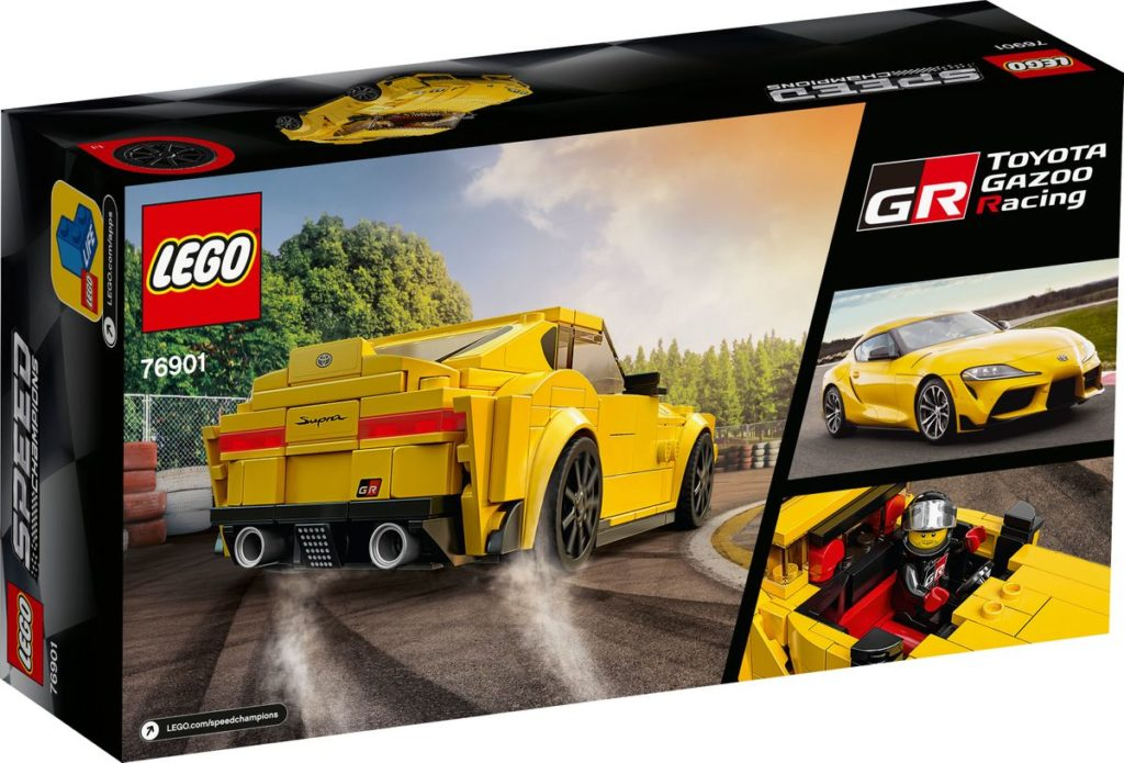 LEGO speed Champions 76901 6