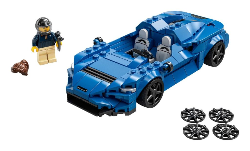 LEGO speed Champions 76902 2