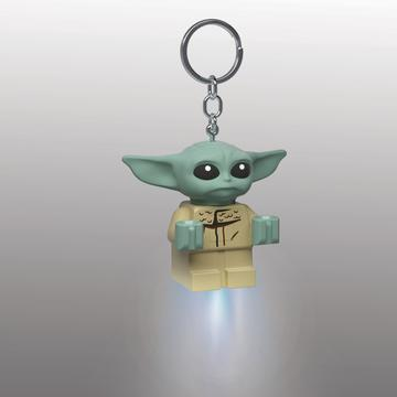 LEGO Star Wars Baby Yoda Key Light Function
