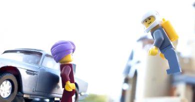 LEGO Thunderball