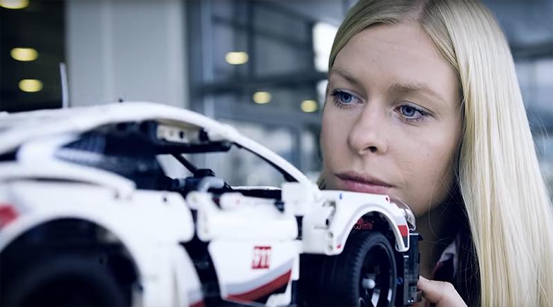 LEGO Technic Christina Nielsen