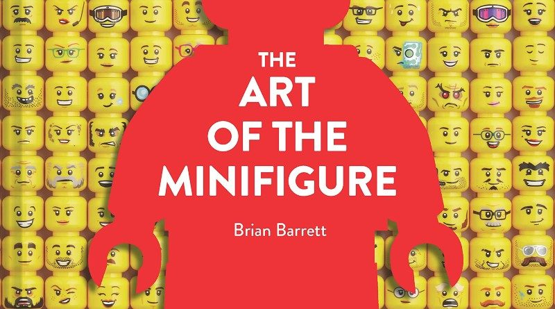 LEGO the art of the minifigure book