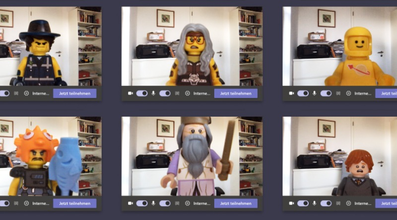 LEGO Video Call Featured