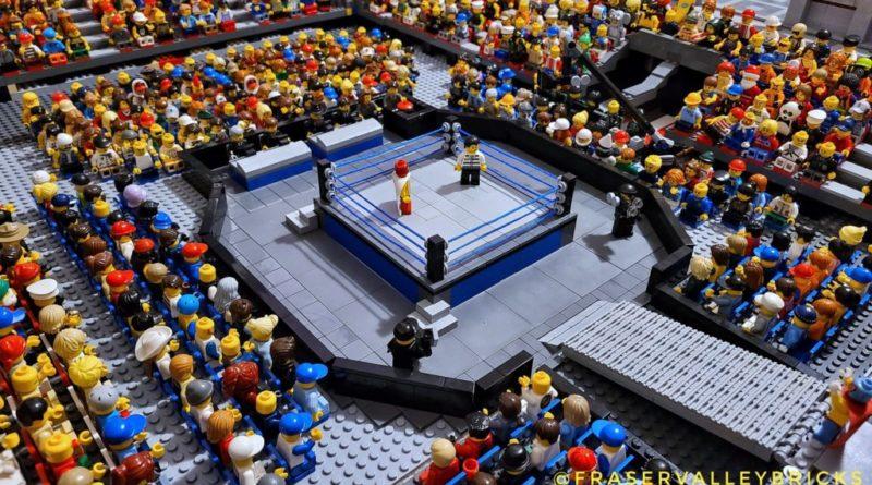 LEGO Wrestling 800x445