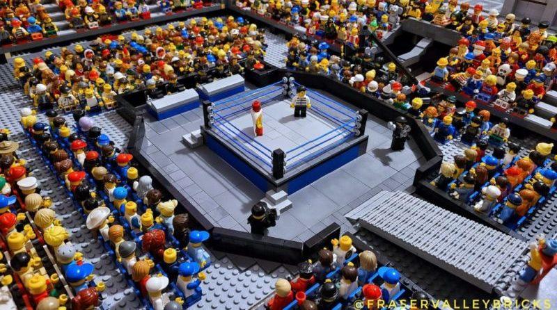 LEGO Wrestling E1609802936869