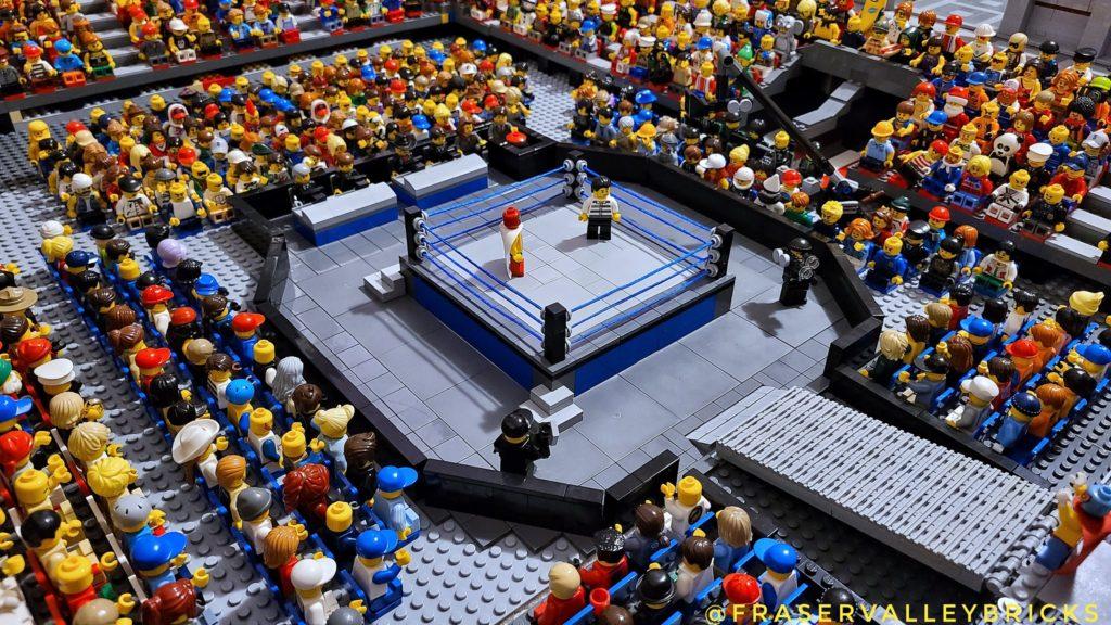 LEGO Wrestling
