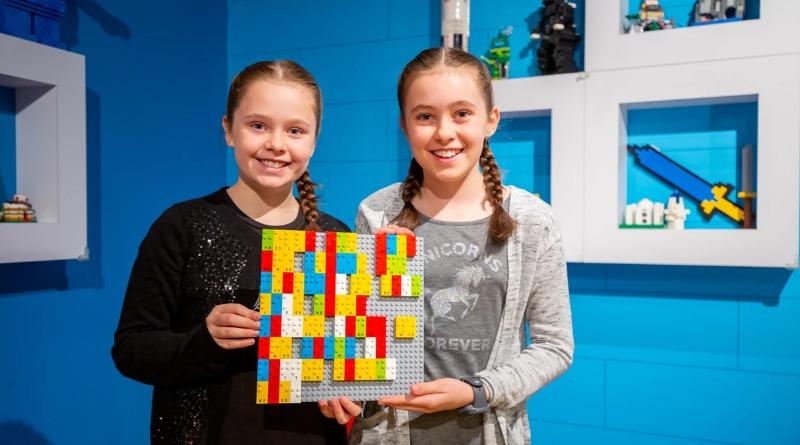 LEGOLAND Australia Braille Bricks
