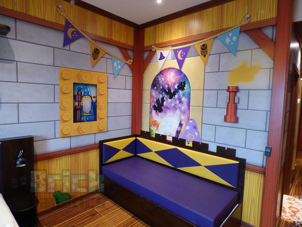 LEGOLAND Billund Castle Hotel 10