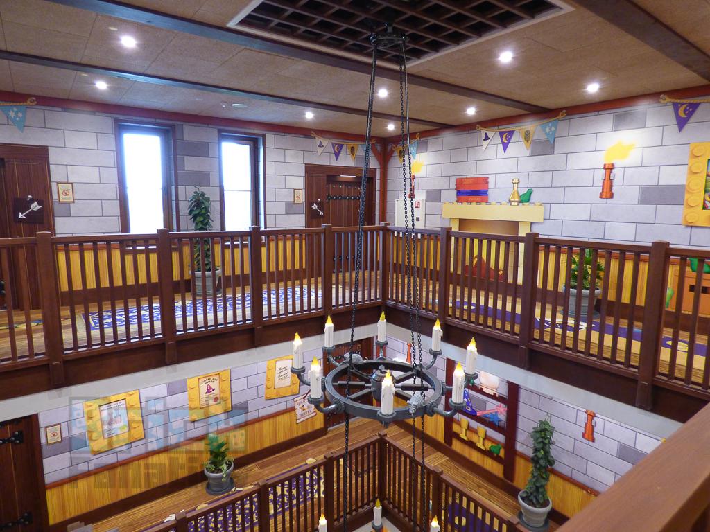 LEGOLAND Billund Castle Hotel 8