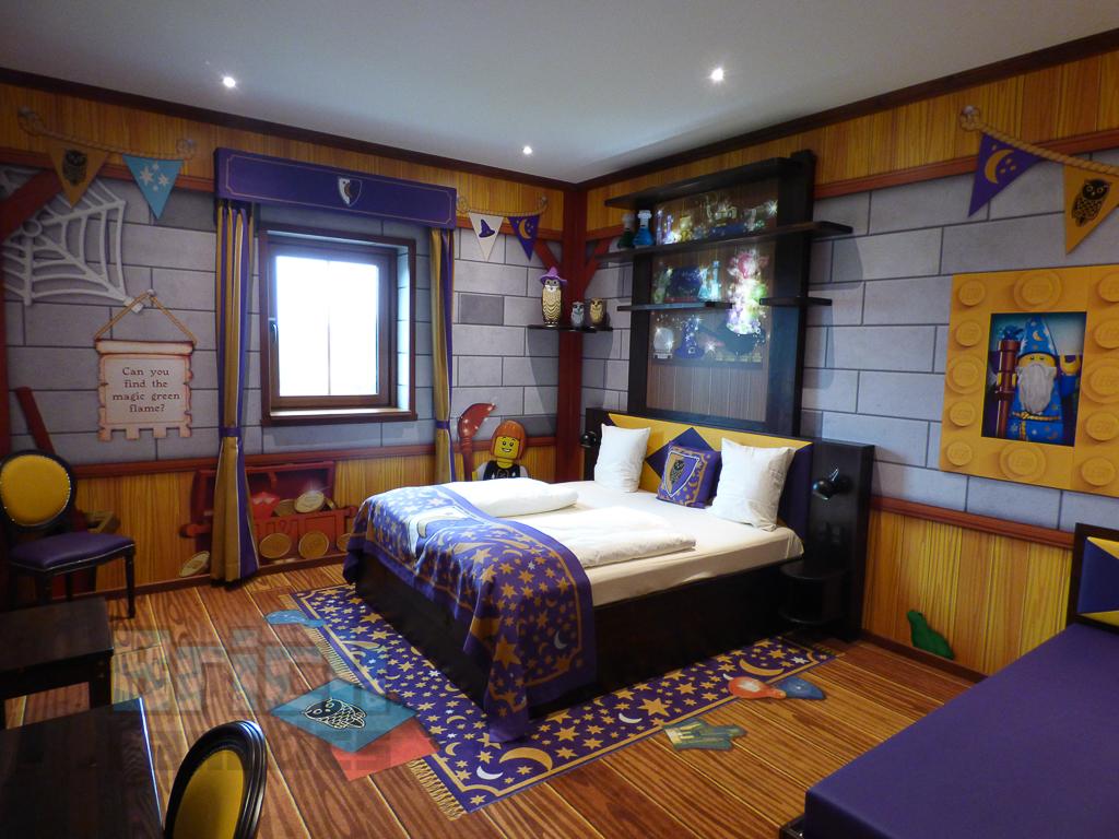 LEGOLAND Billund Castle Hotel 9