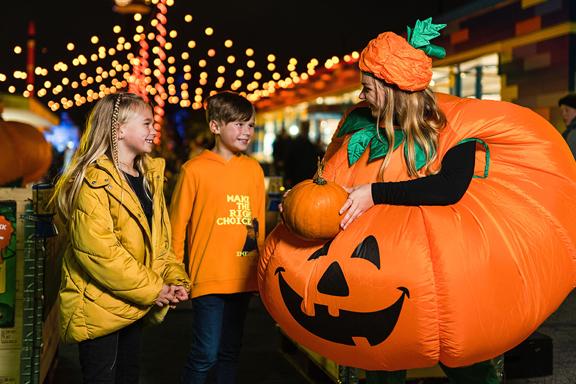 LEGOLAND Billund Halloween featured
