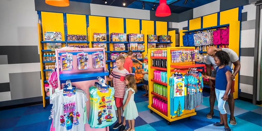 LEGOLAND California Awesome Shop