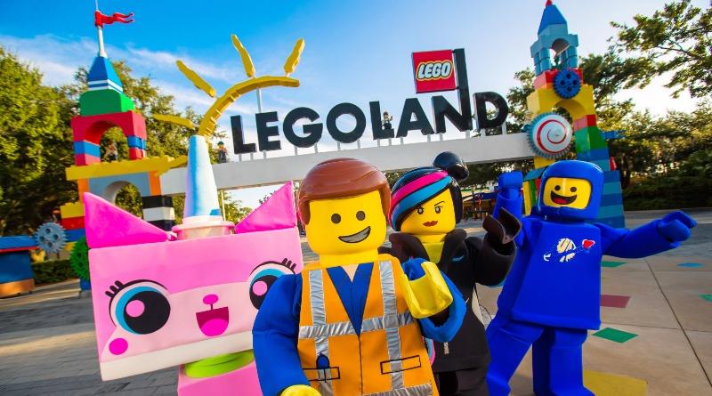 LEGOLAND California LEGO Movie World