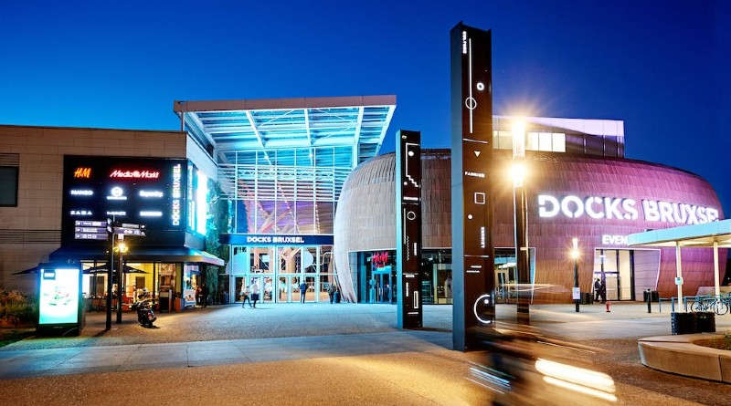 LEGOLAND Discovery Centre Docks Brusxels