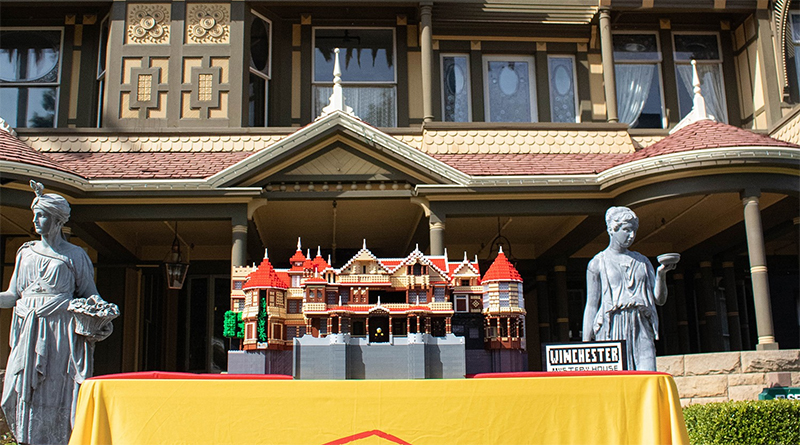 LEGOLAND Discovery WInchester Mystery House Featured