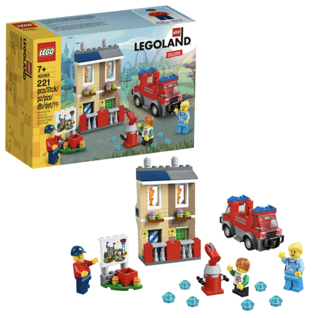 LEGOLAND Exclusive Fire Academy