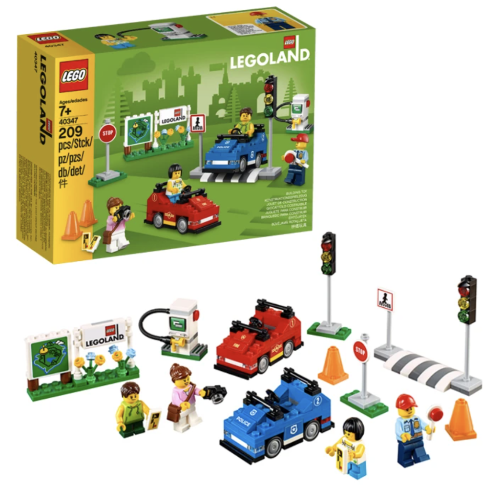 LEGOLAND Exlusive Driving School