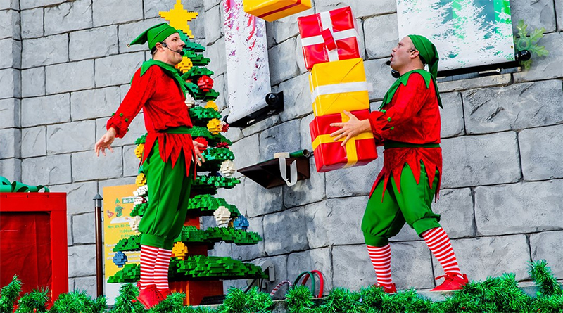 LEGOLAND Florida Christmas Featured