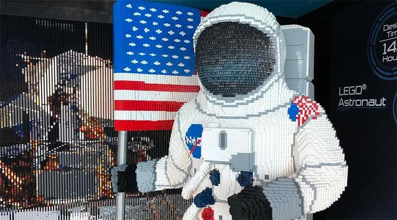 LEGOLAND Florida Astronaut Featured