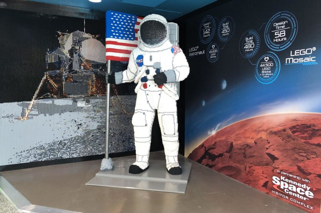 LEGOLAND Florida Astronaut