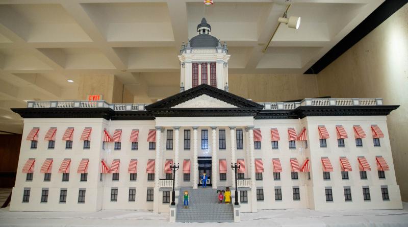 LEGOLAND Florida Capitol Model Featured