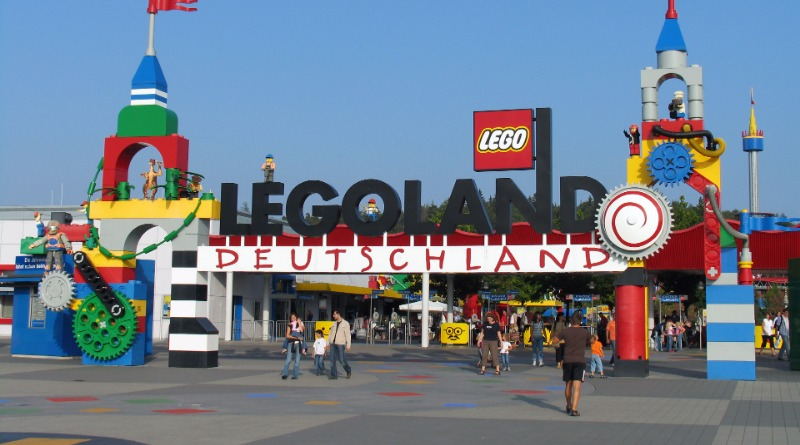 LEGOLAND Germany Entrance Featured