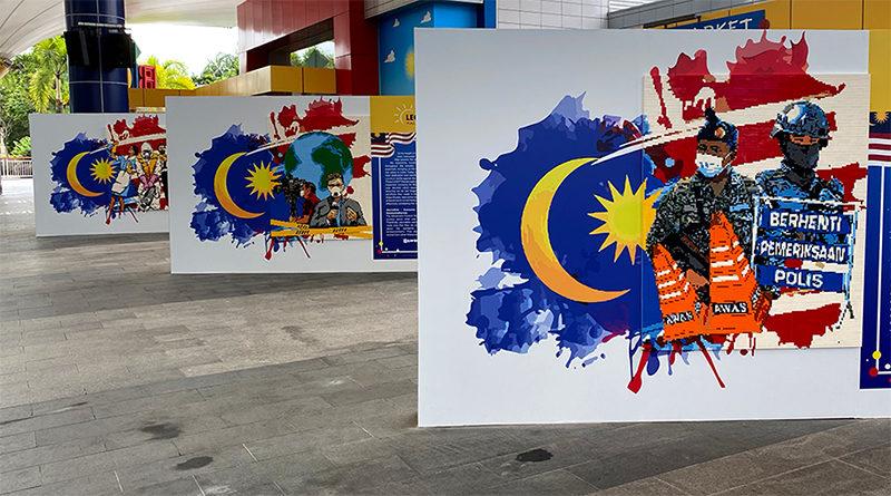 LEGOLAND Malaysia frontline mosaic featured