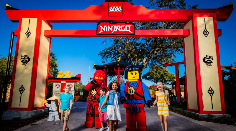 LEGOLAND NINJAGO Featured