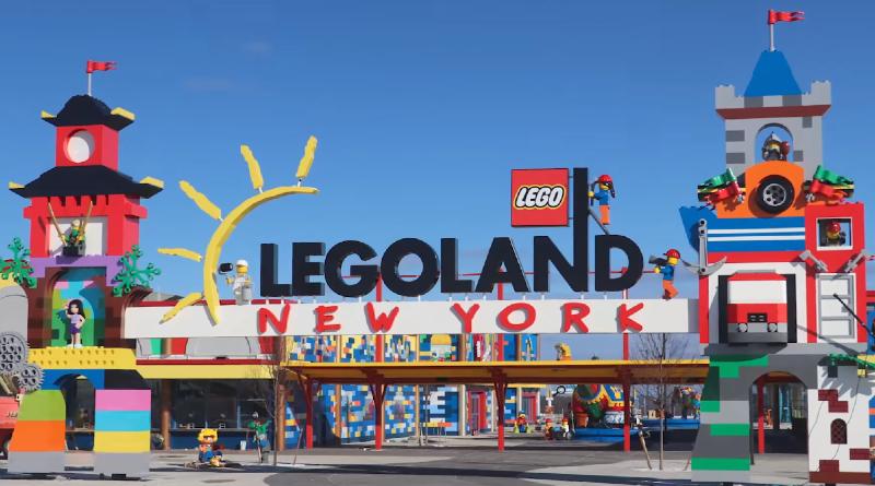 LEGOLAND New York Entrance Finished Featured