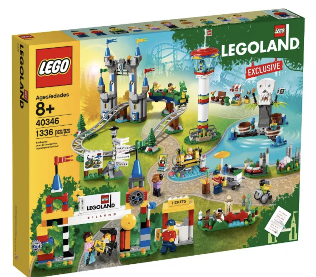 LEGOLAND Park Exclusive Set