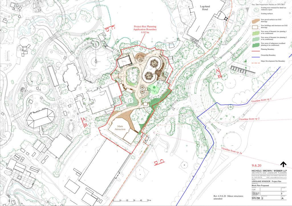 LEGOLAND Project Rex Plan 7