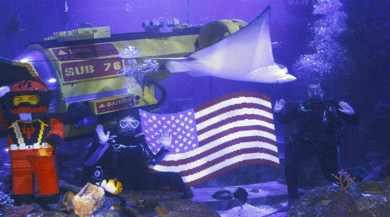 LEGOLAND Sea Life Independece Day Featured 800x445