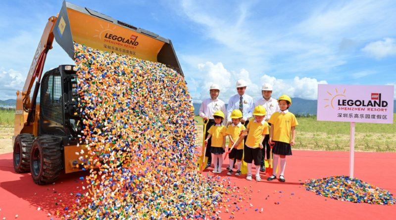 LEGOLAND Shenzhen resort groundbreaking featured