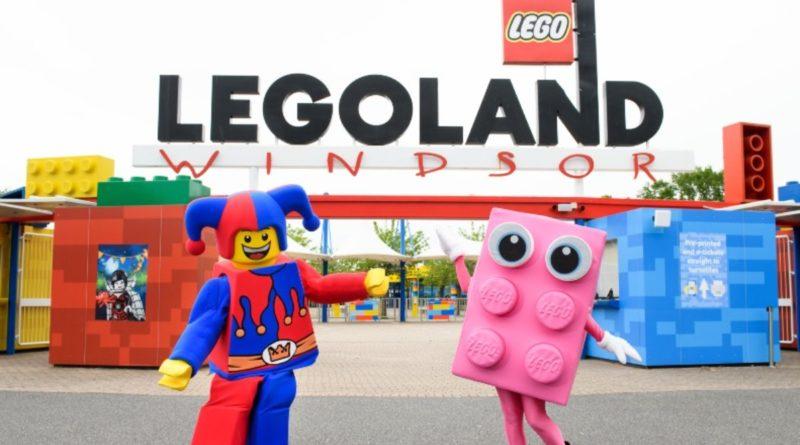 LEGOLAND Windsor Gates
