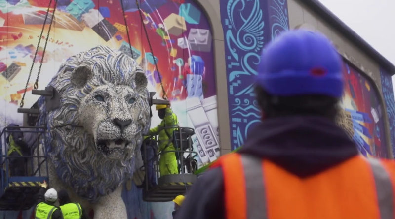 LEGOLAND Windsor MYTHICA behind the scenes featured