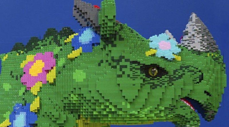 LEGOLAND Windsor Mythica rhino featured