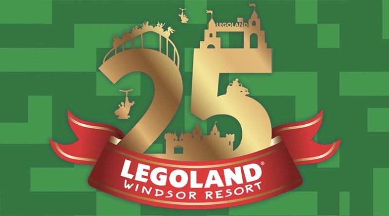 LEGOLAND Windsor Resort 25 years old featured