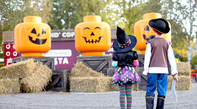 LEGOLAND Windsor Resort Halloween Featured