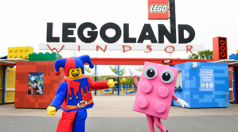 Kids go free at LEGOLAND Windsor this summer