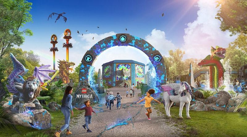 LEGOLAND Windsor mythica featured