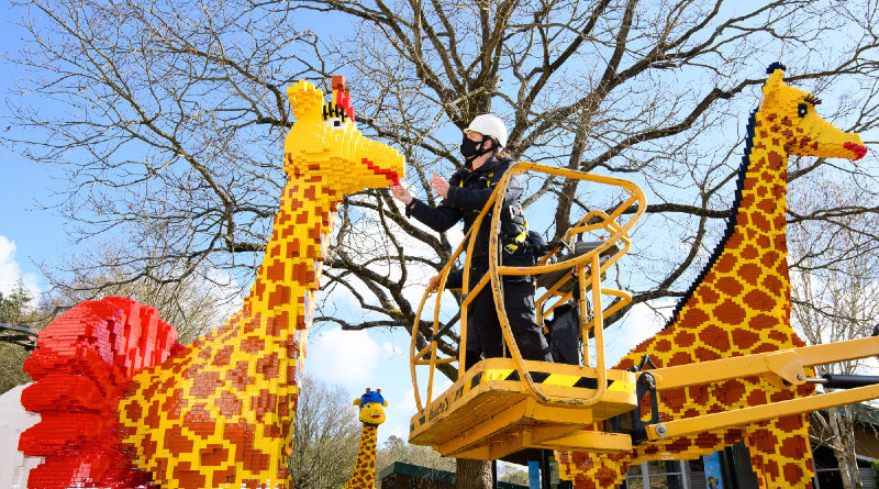 LEGOLAND Windsor Reopening Featured 800x445