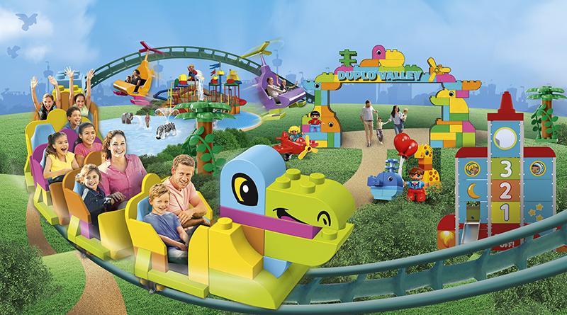 LEGOLAND Windsor Resort DUPLO Rollercoaster Featured 800 445