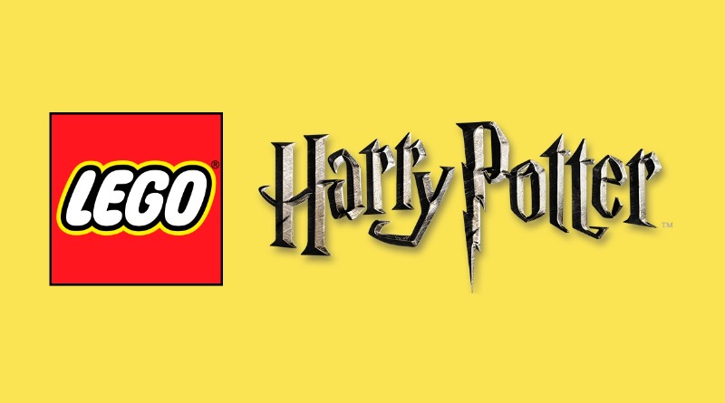 LEGO Harry Potter Logo Featured