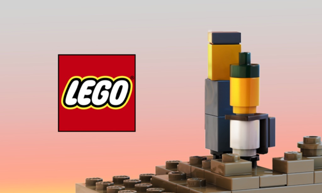 LEGo Builders Journey