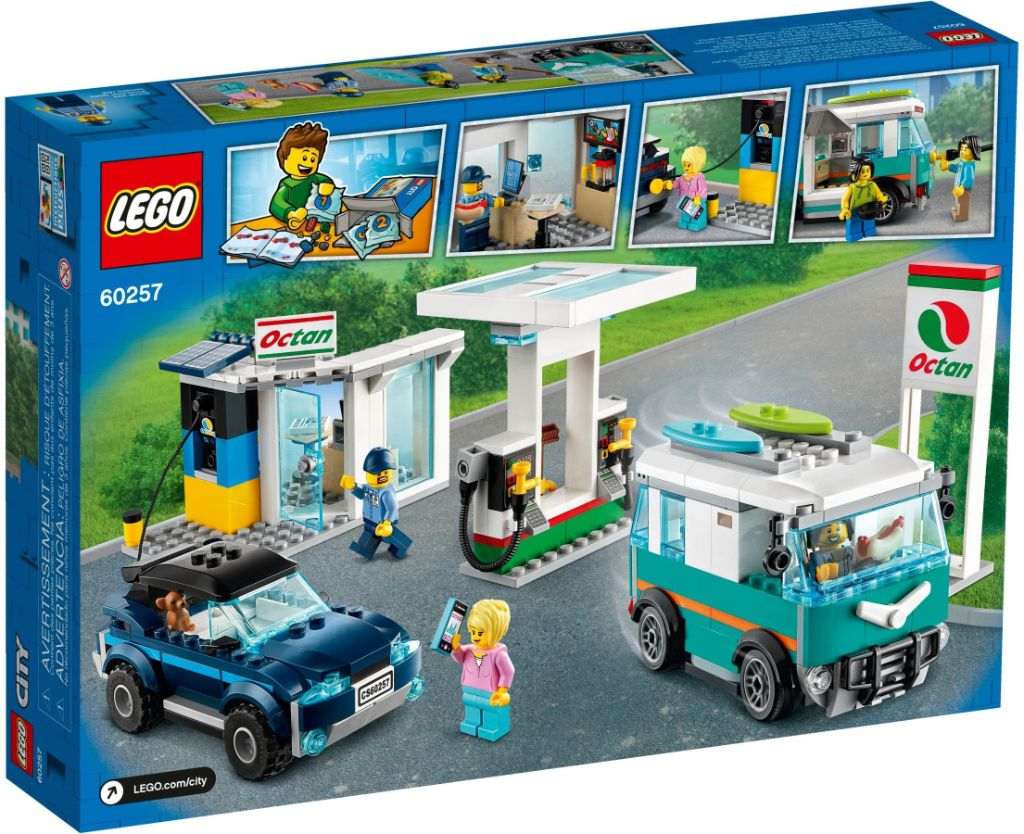 LEGo City 60257 Service Station 4
