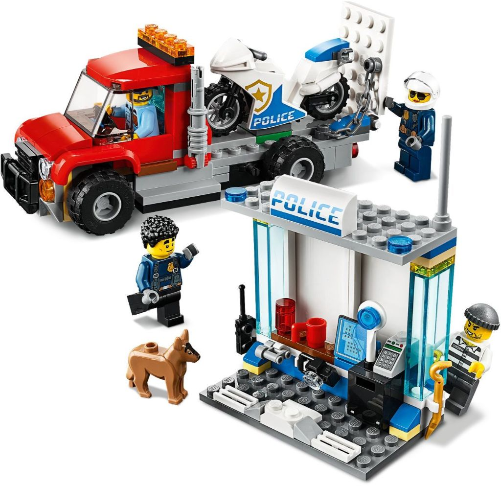 LEGo City 60270 Police Brick Box 2