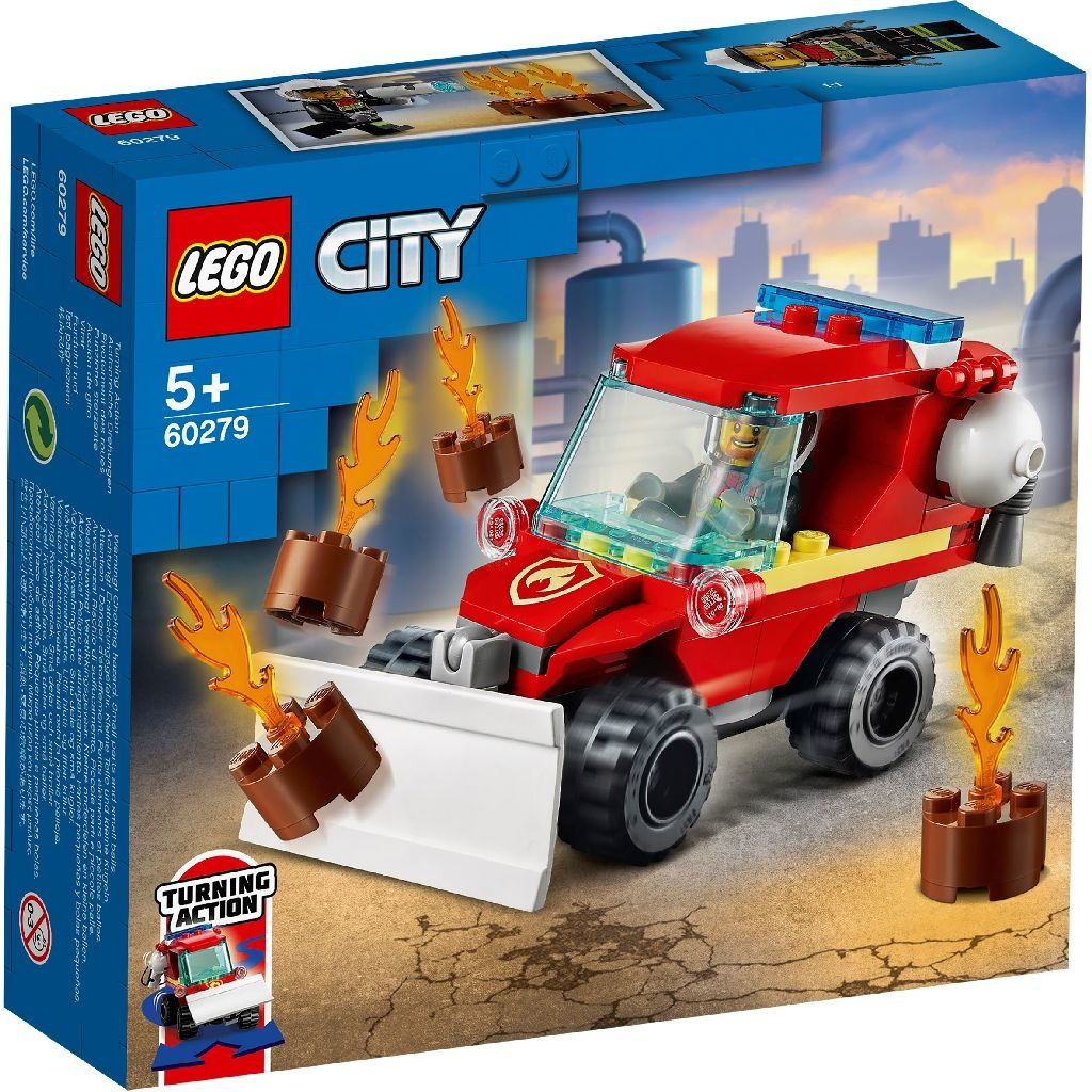 LEGo City 60279 Fire Hazard Truck 1 1024x1024