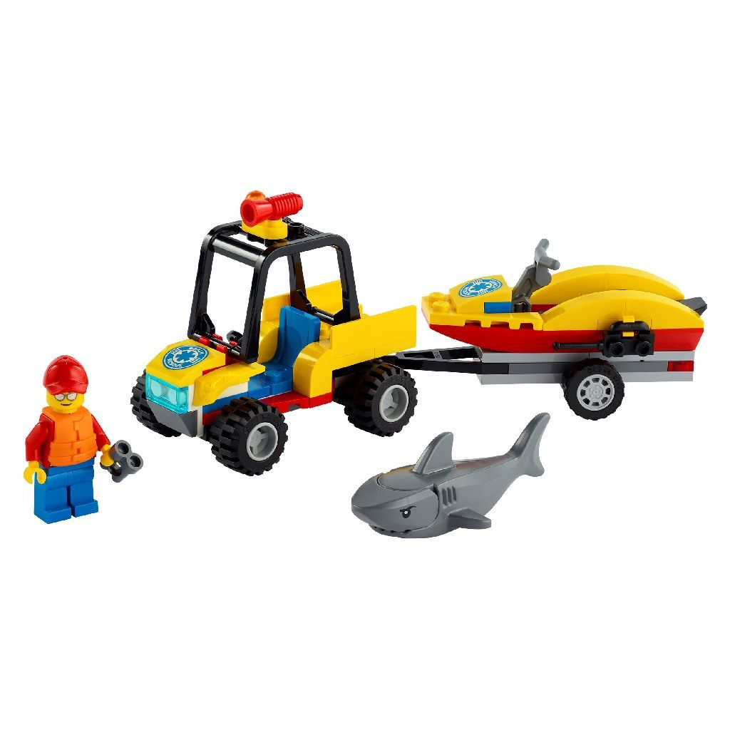 LEGo City 60286 Beach Rescue ATV 1 1024x1024