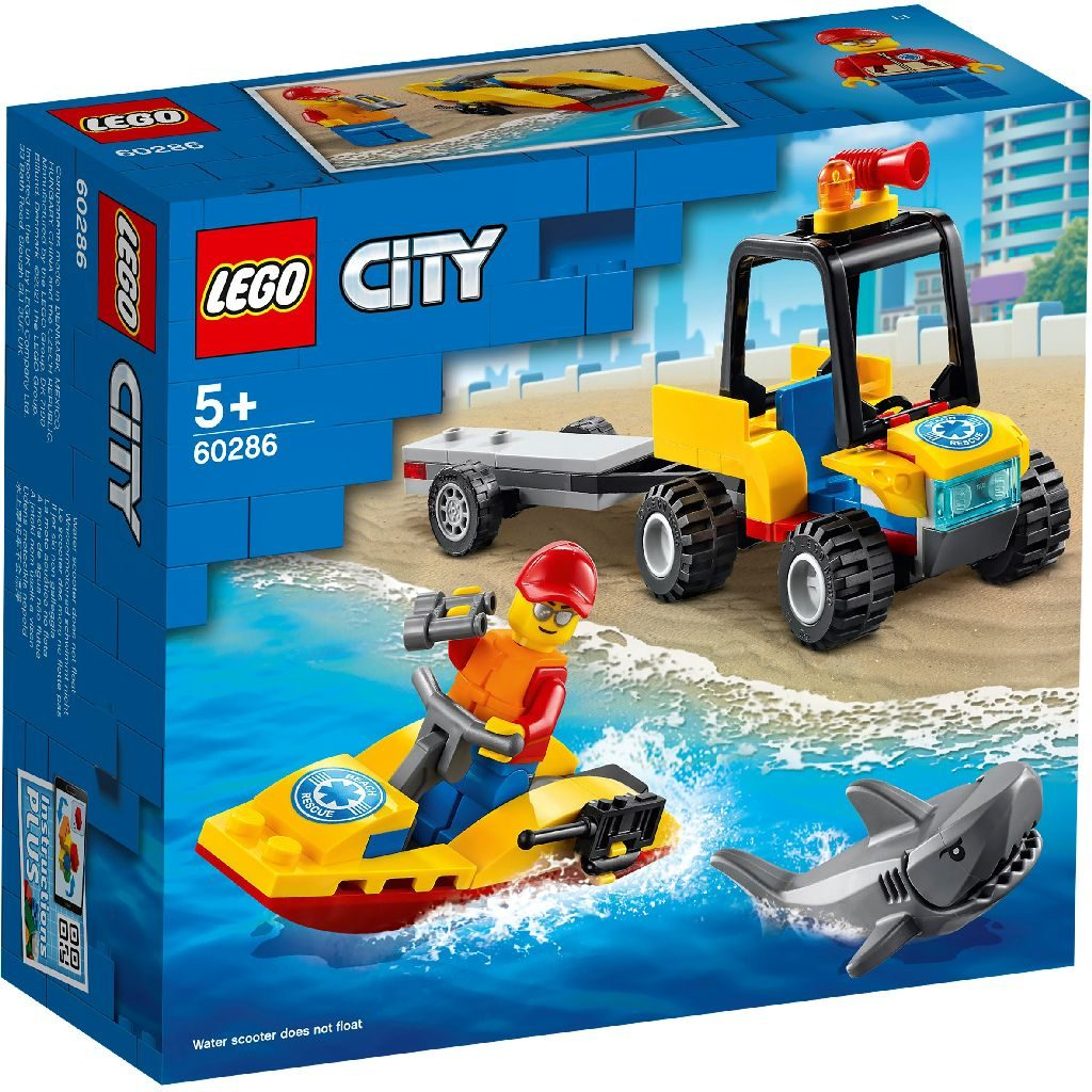 LEGo City 60286 Beach Rescue ATV 2 1024x1024